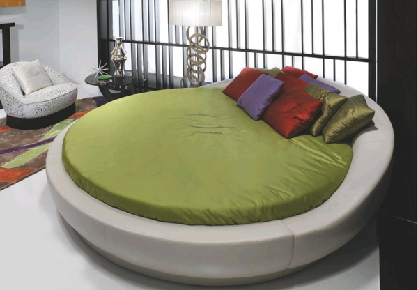 Round bed ikea california king bed frame ikea california for Round double bed design