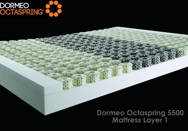Dormeo Octaspring Matras : Dormeo octaspring 5500 kingsize mattress best price