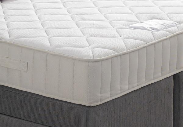 Dunlopillo Royal Sovereign 5ft King Size Latex Divan Bed Set Best Price