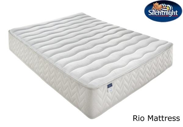 Silentnight Select Rio Miracoil Ecofibre Mattress