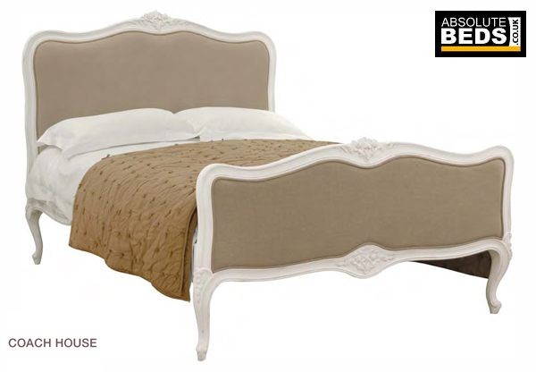 Classic House Chateau Linen Bed Frame Best Price