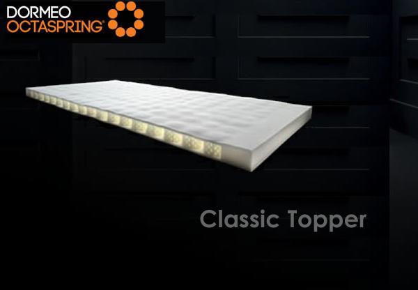 Dormeo Octaspring Matras : Dormeo octaspring classic topper best price