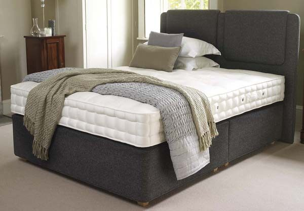 Hypnos heritage baroness pocket sprung divan bed set for Divan bed offers