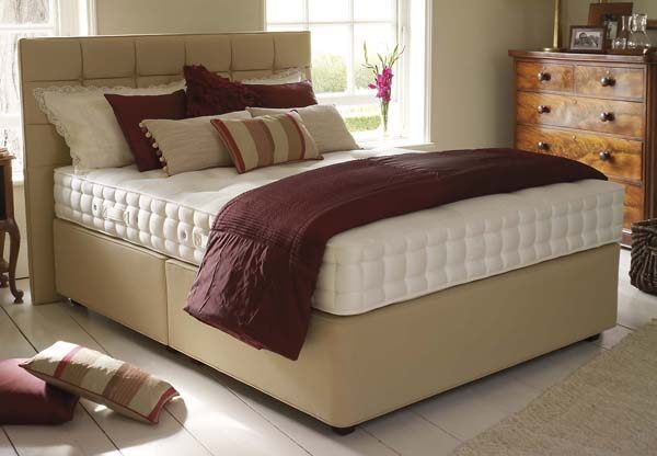 Hypnos heritage duchess pocket sprung divan bed set best for Pocket sprung divan set
