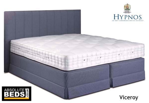 Hypnos heritage viceroy pocket sprung divan bed set best for Pocket sprung divan set