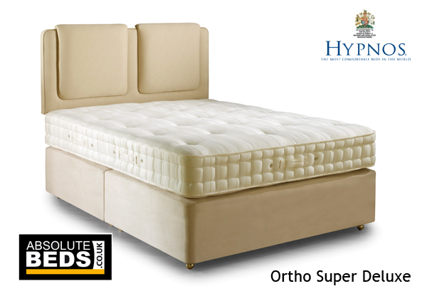 Hypnos Ortho Super Deluxe 1300 Pocket Sprung Divan Bed