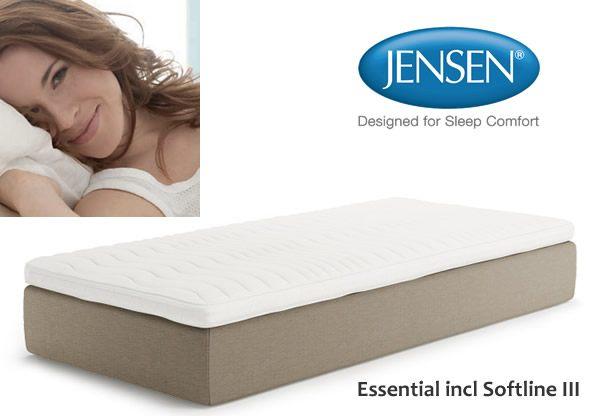 Jensen Beds Mattress Topper
