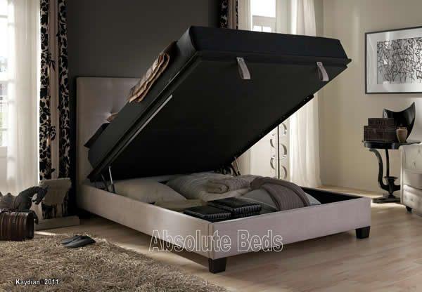 Miraculous Kaydian Walkworth Ottoman Storage Bed Frame Creativecarmelina Interior Chair Design Creativecarmelinacom