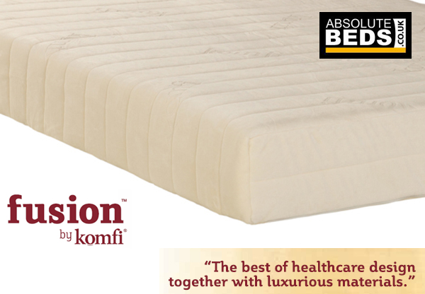 Komfi Fusion Memory Foam Mattress Best Price