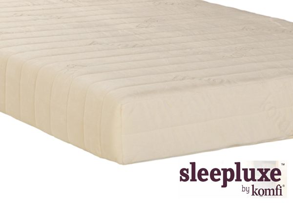 Komfi Sleepluxe Pocket Visco Plus Mattress Best Price