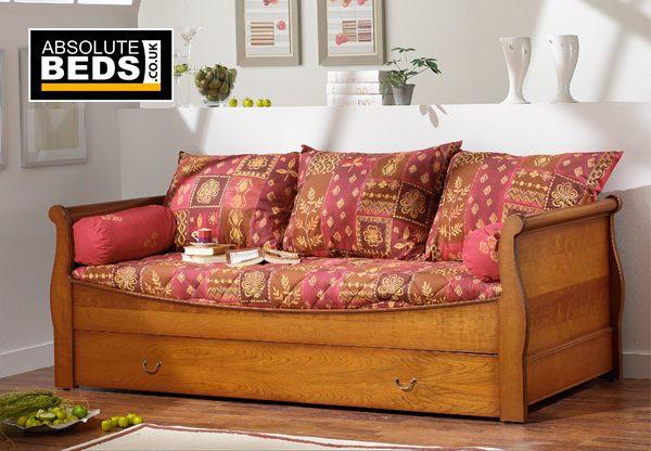 lit gigogne agathe pull out day bed best price. Black Bedroom Furniture Sets. Home Design Ideas