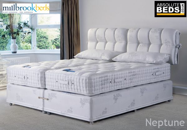 Millbrook Planets Collection Neptune 3000 Pocket Divan Bed S Best Price