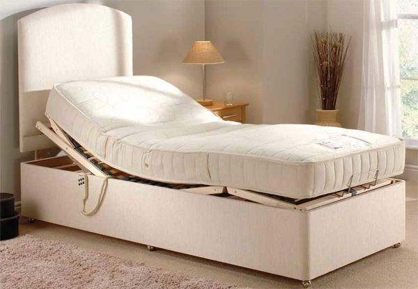 Old english knightsbridge adjustable divan bed set best for Divan in english