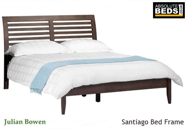 Julian Bowen Santiago Wooden Bed Frame Best Price