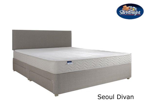 Silent Night Divan Beds Best Price