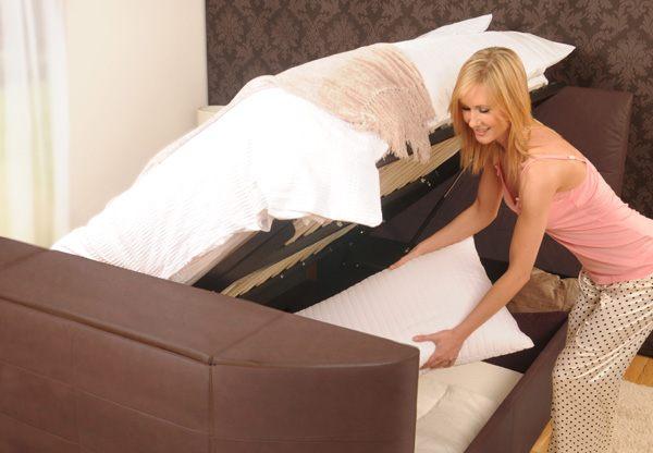 Sleep Secrets Miami Ottoman Storage Tv Bed Best Price
