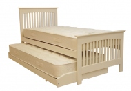 Relyon Duo Storabed Ivory Guest Bed