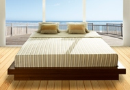 Essentia Classic 8 Natural Organic Memory Foam Mattress