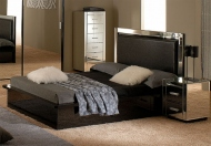 Absolute Beds Amelia Mirror Bed Frame