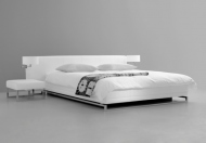 Akva Waterbed Premium Model Softside Akva Vega