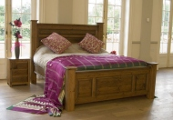 Revival Collection Ambassador Solid Pine Bed