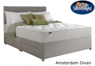 Silentnight Select Amsterdam Miracoil Luxury Ortho Divan Bed