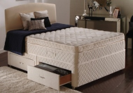Sealy Posturepedic Platinum Collection Avalon Divan Bed Set - Discontinued