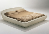 IPE Cavalli Big Sleep Modern Upholstered Bed Frame