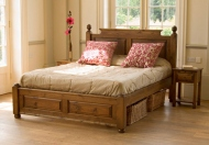 The Revival Collection Chatsworth Pine Bed