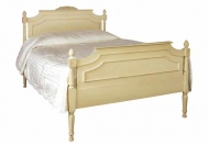 Classic House Valbonne Panelled Bed Frame