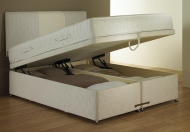 Dorlux Contourflex Lift Up Ottoman Storage Bed Base