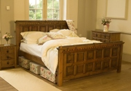 Revival Collection County Kerry Pine Bed