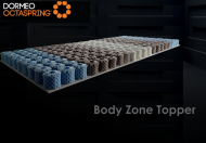 Dormeo Octaspring Body Zoned Topper