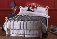 Original Bedstead Alva Cast Iron Metal Bed