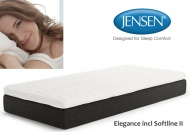 Jensen Elegance Mattress Including Sofline ll Topper