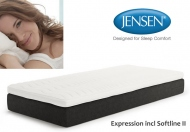 Jensen Expression Mattress Including Sofline ll Topper