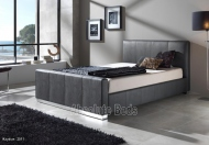 Kaydian Durham Modern Leather Bed Frame
