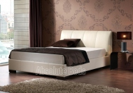 Kaydian Kenton Faux Leather Bed