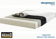 Komfi Sleepsmart 500 Memory Foam Mattress