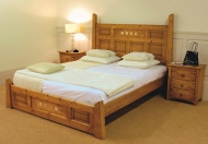 Revival Collection Liberty Pine Bed