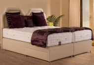 Millbrook Silhouette Puccini 2000 Pocket Spring Divan Bed Set