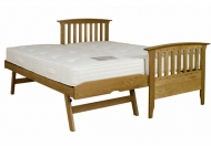 Relyon New England Oak Guest Bed