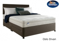 Silentnight Select Oslo Miracoil Memory With Acupressure Pad Divan bed