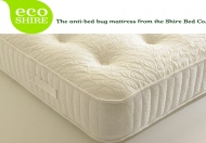Shire Beds Eco Deep 1000 Pocket Sprung Mattress