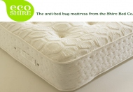 Shire Beds Eco Snug 3000 Pocket Sprung Mattress