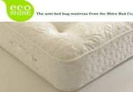 Shire Beds Eco Sound 2000 Pocket Sprung Mattress