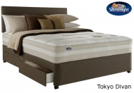 Silentnight Select Single Size Tokyo 1550 Premium Ortho Miracoil Minipocket Divan Bed