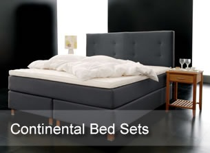 Continental Bed Sets