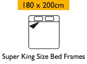 Lits Super King Size